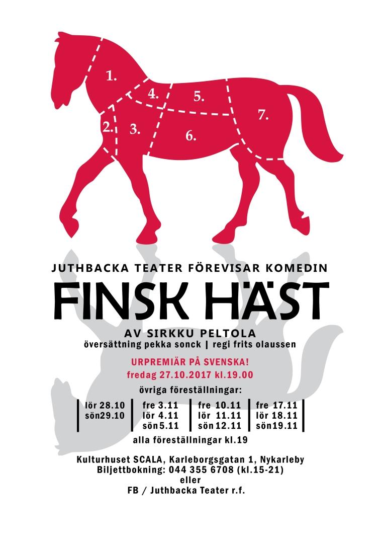 finsk häst